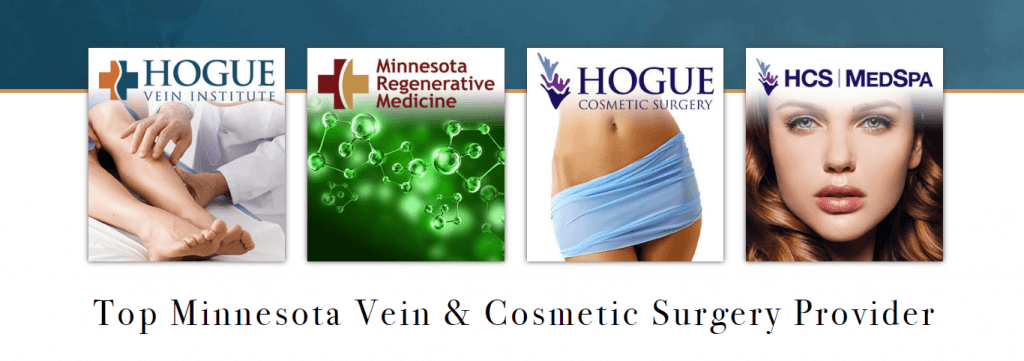 Banner: Top Minnesota Vein and Cosmetic surgery