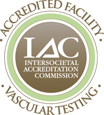 Seal: Accredited Facility - Vascular Testing